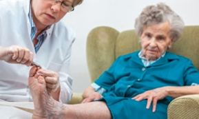 SENIOR FOOT CARE /HOME VISITS AVAILABLE